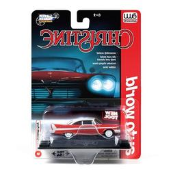 Stephen King's Christine 1/64 Scale 1958 Plymouth Fury Silve