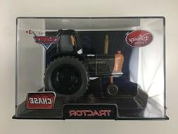 Disney Store Cars Diecast Metal Tractor CHEWALL CHASE Black