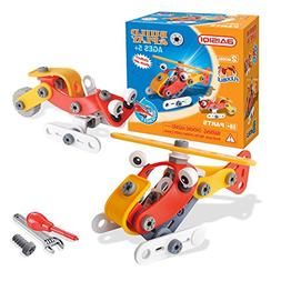 Cyeah Take Apart Airplane and Car with Tools for Kids Educat
