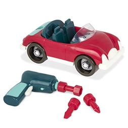 Battat – Take-Apart Roadster Car – Toy vehicle assembly