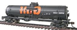 Walthers Trainline 40' Tank Car with Metal Wheels Ready to R