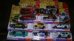 Hot Wheels Target Decades Set Complete Set of 8 Cars**SHIPS