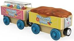 Thomas Friends Wooden Wood Candy Train Cars Set for Track Ra