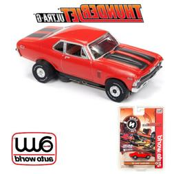 Auto World Thunderjet R23 1969 Chevrolet Nova Orange : 1:64