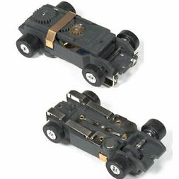 Autoworld Thunderjet Ultra G Rolling Chassis Ho Slot Car AW