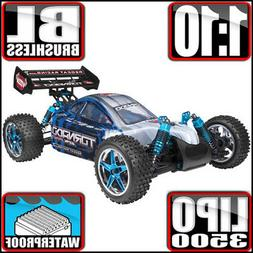 .Redcat Racing Tornado EPX Pro 1/10 Scale RTR Brushless RC B