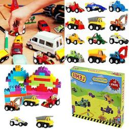 Toy Cars For Toddlers Boys Kids Pull Back Truck & Car Party