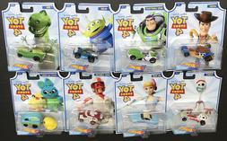 HOT WHEELS Toy Story 4 Character Cars 1:64 - Choose Style