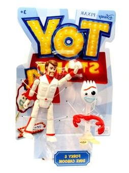 """Toy Story 4 - Duke Caboom & Forky 2 Pack 6"""" Figure Set BRAND"""