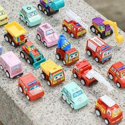 Toy Vehicle Set Playset For Kids Toddlers Baby Cars Kids Ear
