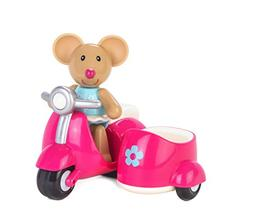 Early Learning Centre  Toybox Martha Mouse and her Scooter B