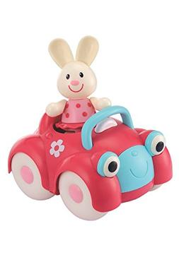 Early Learning Centre Toybox Rosie Rabbit and Motor Car Baby