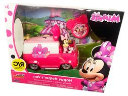 Jada Toys Disney Junior Minnie Mouse Happy Helper's Van RC/R
