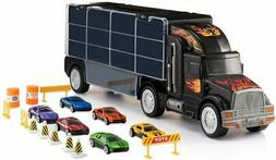 Transport Car Carrier Truck Toy for Boys & Girls