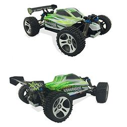 TruReey RC Car High Speed 45MPH 4x4 Racing Cars 1:18 Scale 4