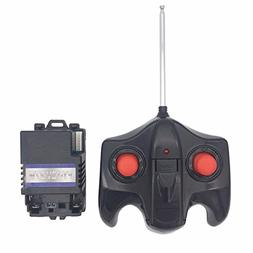 UFO 27MHz Remote Control and 12V Receiver Kit Transmitter Co