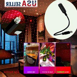 usb led roof atmosphere star light