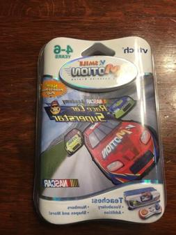 "VTech VMotion NASCAR Academy ""Race Car Superstar"" NEW"