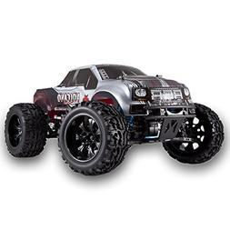 Redcat Racing Volcano EPX PRO Brushless Electric Truck , Bla