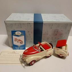 VTG Hallmark Kiddie Car Classics 1940s Custom Roadster with