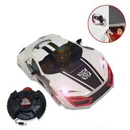Wall Climbing Car Toy for Boys Girls, Rechargeable Remote Co