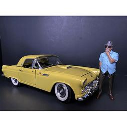 """""""WEEKEND CAR SHOW"""" FIGURINE I FOR 1/18 SCALE MODELS BY AMERI"""