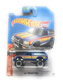 Hot Wheels Chevrolet CHEVY Variations 1/64 Scale Die Cast Ca