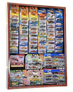 Hot Wheels / Matchbox for cars in retail boxes Display Case
