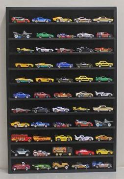 Hot Wheels Matchbox 1/64 Scale Model Cars Display Case Cabin