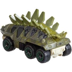 Hot Wheels Jurassic World Stegosaurus Vehicle