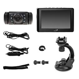 "Yada Digital Wireless Backup Camera with 4.3"" Dash Monitor"