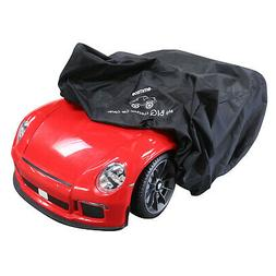Emmzoe XL Big Ride-On Car Cover for Kids XL Electric Vehicle