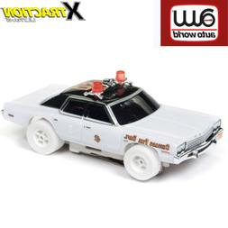 Auto World Xtraction R21 1974 Dodge Monaco Chicago Fire Chie